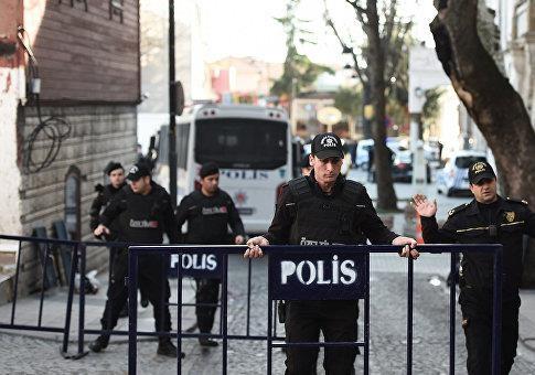 Теракт в Турции и реакция властей!
