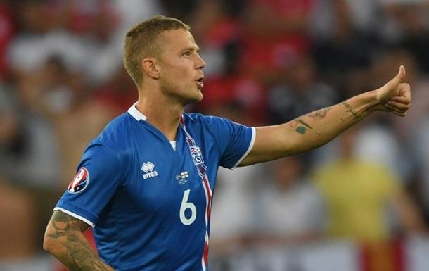 Ісландський захисник зацікавив Лестер і Тоттенхем