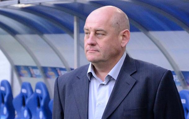 ТренерФК «Днепр» Мирон Маркевич подал вотставку