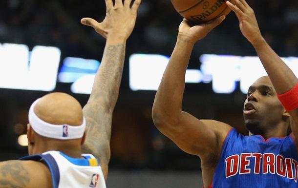 НБА. Детройт отдал Микса в Орландо