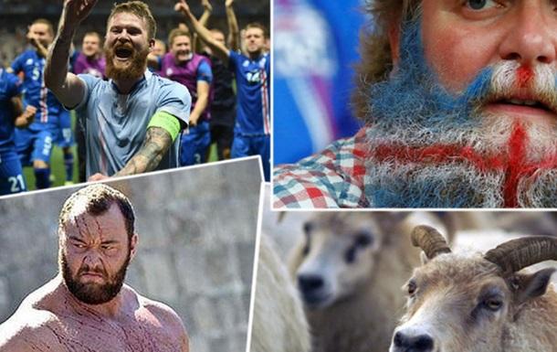 Семь интересных фактов об Исландии