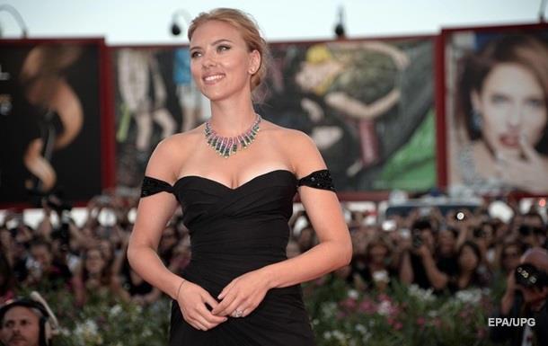 Скарлетт Йоханссон назвали самой кассовой актрисой