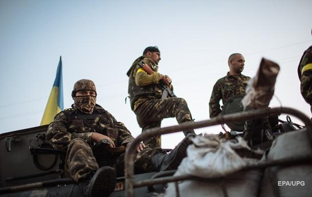 В штабе АТО рассказали о тяжелых боях у Дебальцево