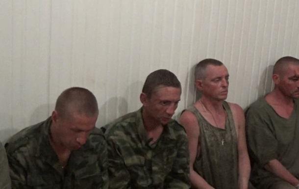 Киев намерен обменять восемь пленных бойцов ДНР
