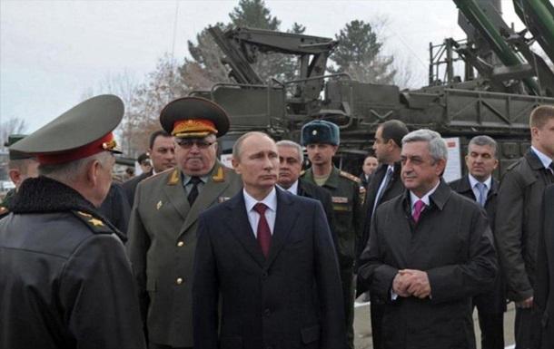 Армения создает единую с Россией систему ПВО
