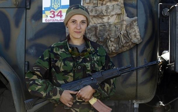 Генштаб позволил женщинам быть снайперами