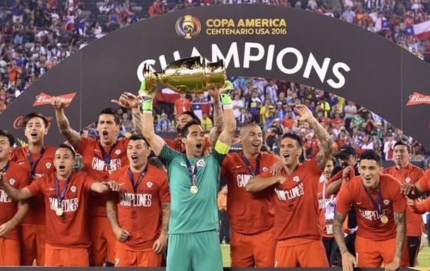 Переможець Євро зіграє з тріумфатором Копа Америка