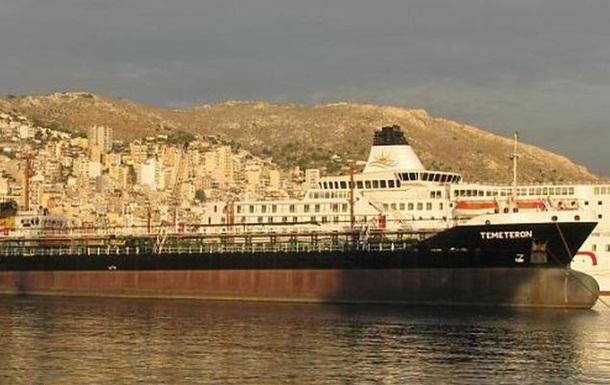 В Ливии задержан танкер с украинцами на борту