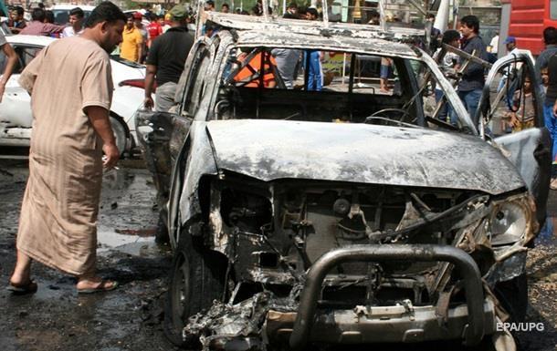 Теракты в Багдаде: более десятка погибших