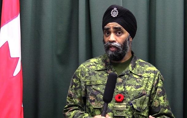 Канада отправит войска в Восточную Европу
