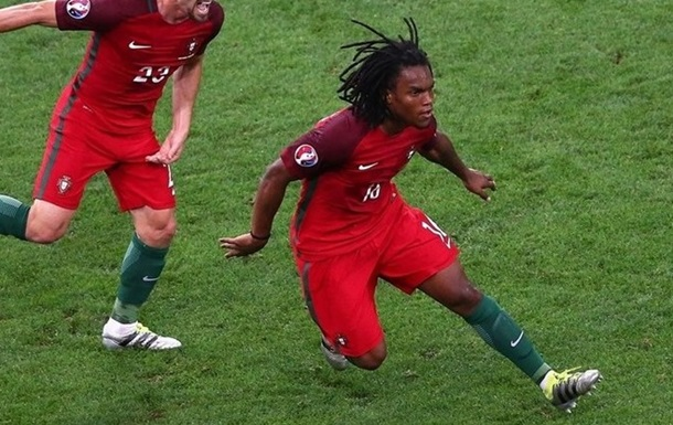 Санчеш - самый юный автор гола в рамках плей-офф Евро