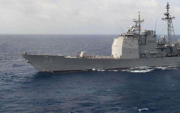 Пентагон повідомив про нове зближення з кораблем РФ
