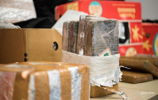 У порту Румунії виявили 2,5 тонни кокаїну