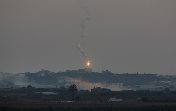 Ракета из сектора Газа попала в здание детского сада в Израиле