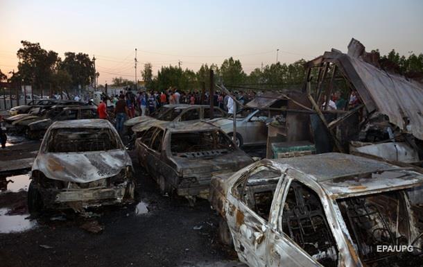 Теракт у Багдаді забрав життя 18 людей