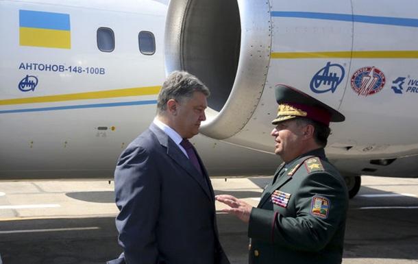 Порошенко заявив про недостатню увагу до ВМС