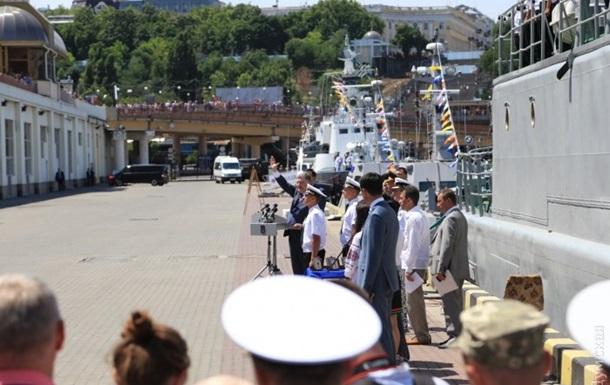 ВМС Украины получили новые артиллерийские катера