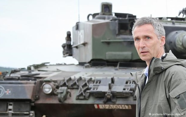 Генсек НАТО: Росія готова застосовувати силу для зміни кордонів