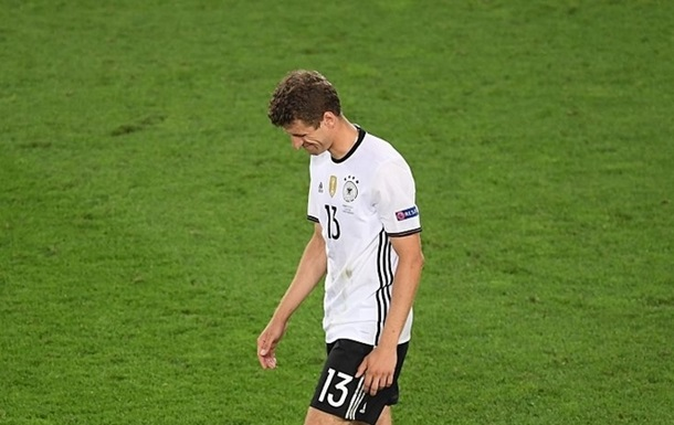 Мюллер: Не буду бить пенальти в ближайшие две недели