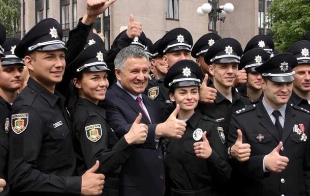 За рік в Україні з явилися 13 тисяч поліцейських