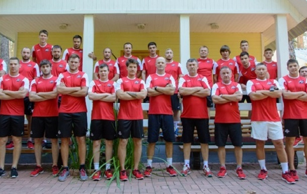 Донбасс объявил состав на следующий сезон