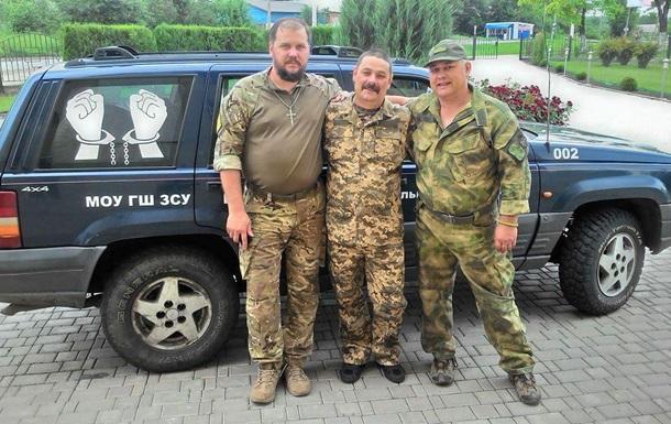 В Донбассе из плена освободили военного