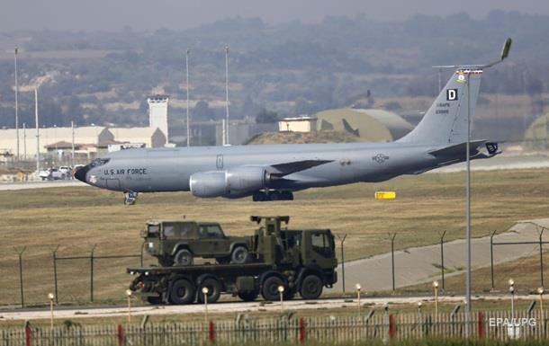 Туреччина заперечує готовність пустити РФ на базу США