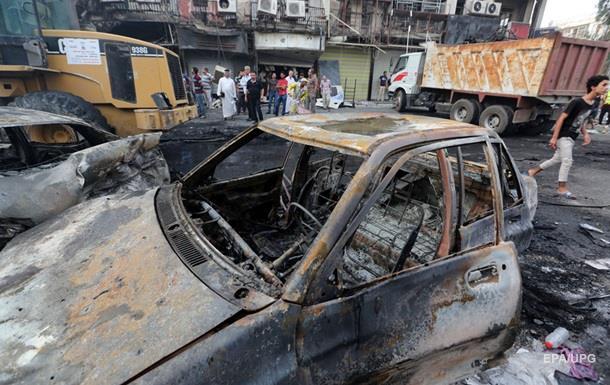 Теракты в Багдаде: казнены пять человек