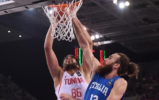 Квалификация ОИ: Италия сильнее Туниса, Сербия не испытывает проблем с Пуэрто-Рико