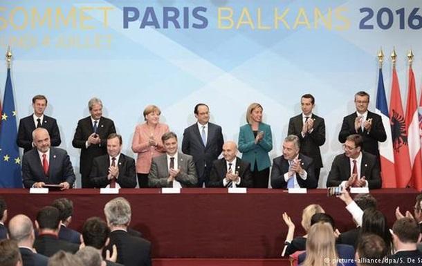 Меркель: Brexit неизменит курс навхождение балканских стран в EC