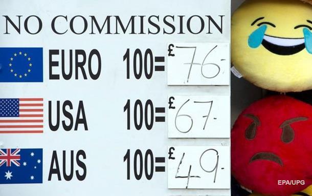 Британский фунт рухнул до 30-летнего минимума