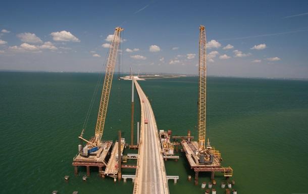 Студенческие стройотряды прибыли для участия ввозведении Керченского моста