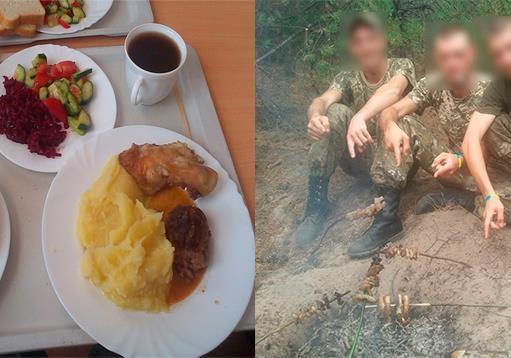 Показуха на Яворовском полигоне и подножный корм в АТО