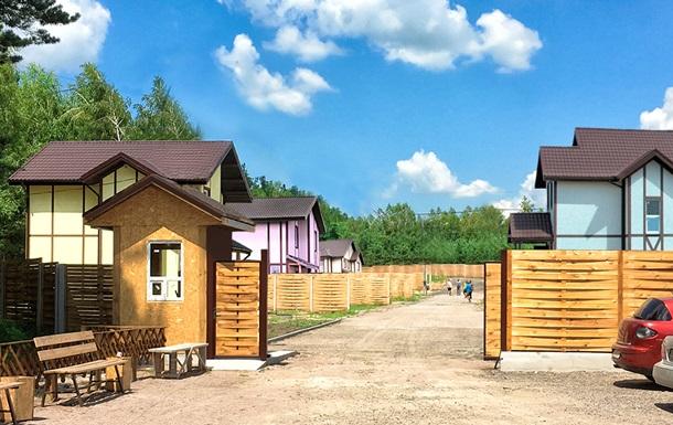 День открытых дверей в коттеджном городке  Лесное Озеро