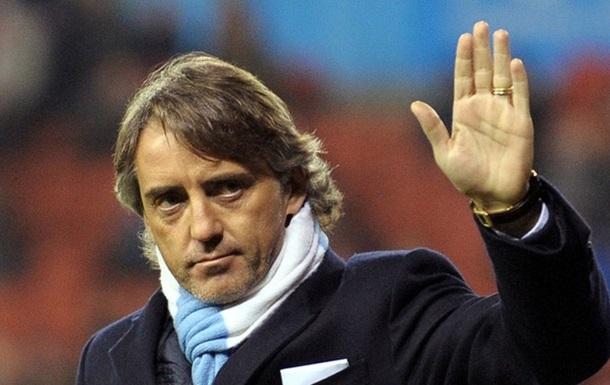 Манчини претендует на место тренера сборной Англии