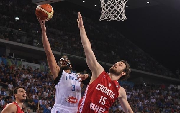Квалификация ОИ: Италия и Латвия – первые полуфиналисты олимпийской квалификации
