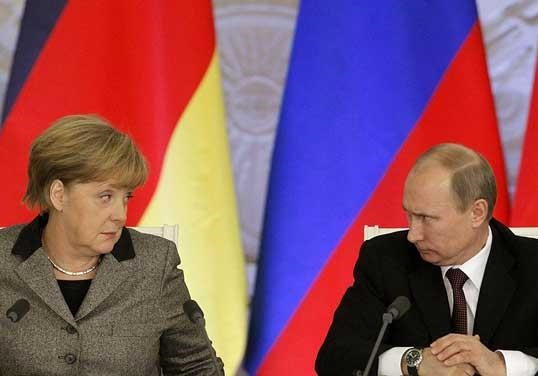 Германия обвиняет Россию в шпионаже