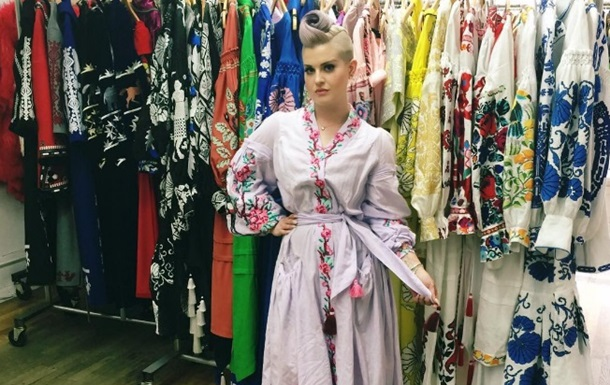 Дочка Оззі Осборна назвала Україну  серцем моди