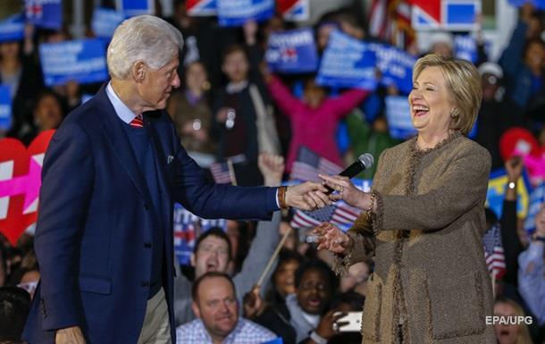 Кумовство в США. Скандал на выборах президента