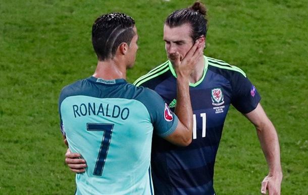 Бэйл: Роналду – настоящий бомбардир, и он снова забил