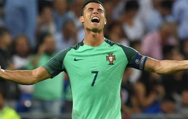 Роналду повторил рекорд Платини