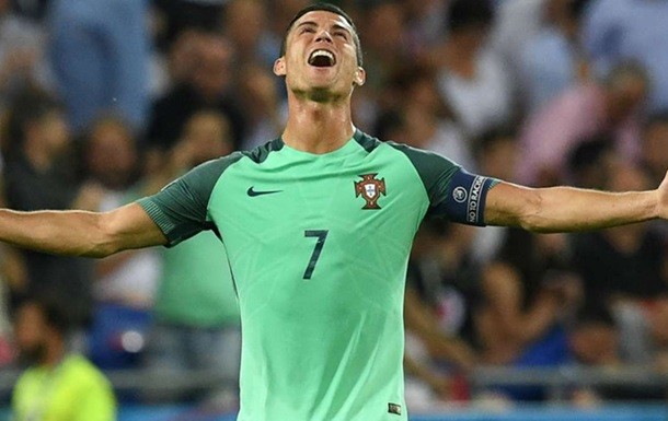 Сім я Роналду бурхливо відсвяткувала вихід португальців у фінал