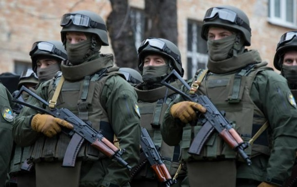 Рада приняла закон о спецназе по стандартам НАТО