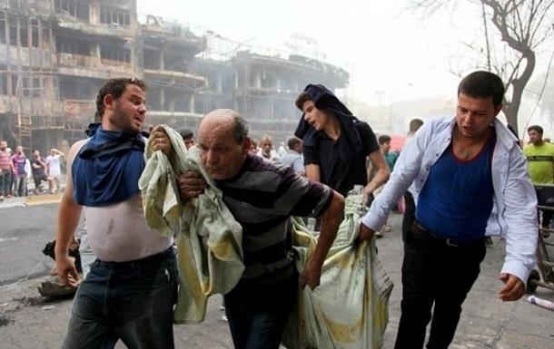 Число жертв взрыва в Багдаде выросло до 292