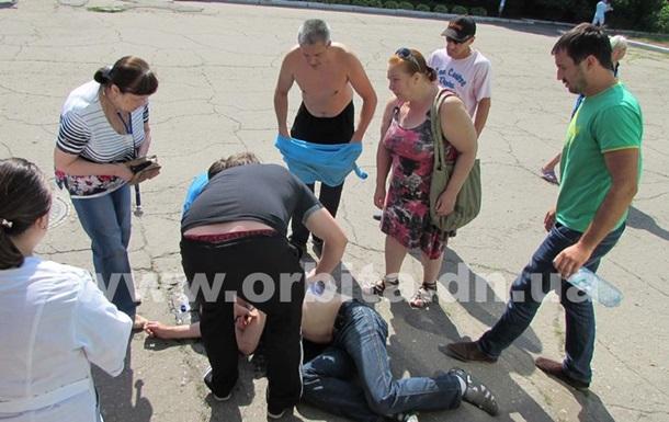 На Донбассе голодающий шахтер потерял сознание