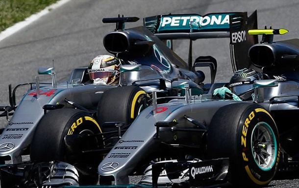Формула-1. Хэмилтон и Росберг получили добро на борьбу друг с другом