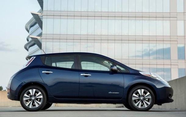 Импорт электромобилей в Украину резко вырос