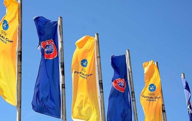Украинский клуб узнала соперников по Кубку УЕФА