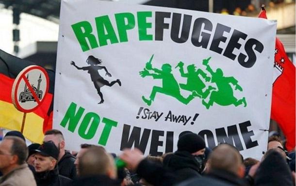 Мигранты получили условные сроки за нападения в Кельне