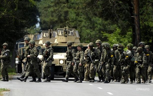 Соединенные Штаты отправят в Польшу тысячу солдат